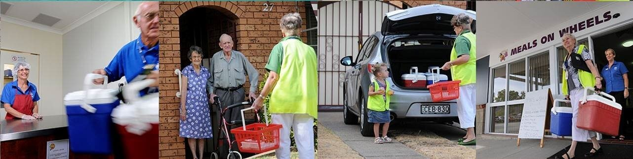 Tamworth Meals on Wheels – 5000 meals a month